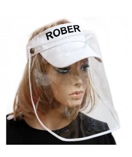 Cappellino con visiera protettiva Personalizzabile