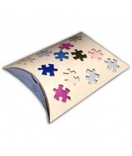 Scatola porta puzzle per tutti i tipi di puzzle cm. 26x18,5 IN CARTONE