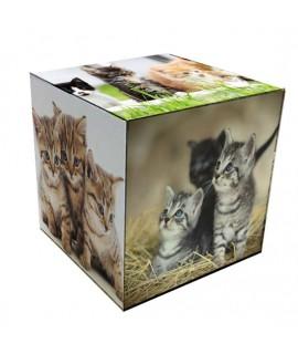 Cubo 10 x 10 Personalizzabile su tutti i lati