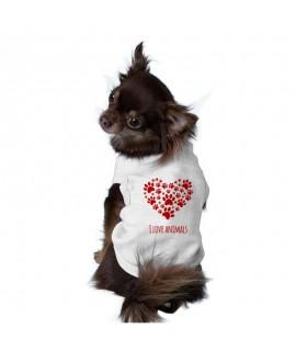Body per cane Personalizzabile
