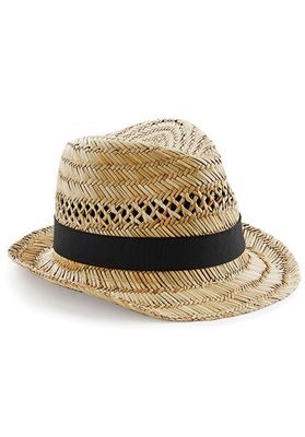 Cappello Straw Summer Trilby