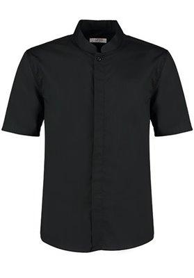 Camicia uomo alla Coreana Tailored Fit SSL