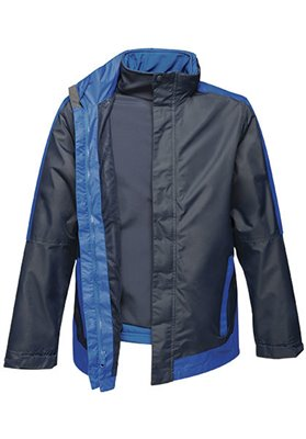 Giacca Contrast Softshell 3-in-1