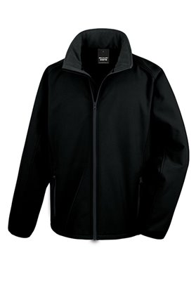 Giacca Softshell stampabile