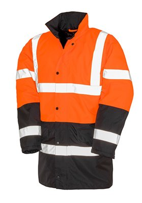 Giacca Safety Core Motorway 2-Tone
