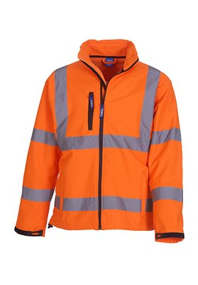 Giacca Fluo SoftShell
