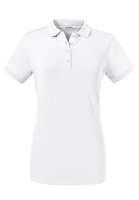 Polo donna Tailored Stretch
