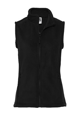 Gilet donna in pile Outdoor