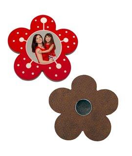 Magnete da frigo FLOWER con magnetino