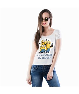 T-shirt Selfie Minions
