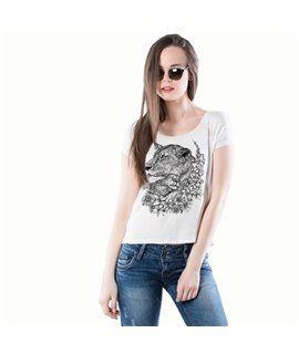 T-Shirt Leonessa e Leoncino