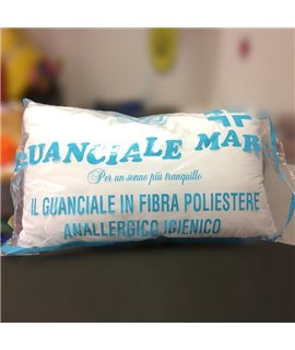 Guanciale cm. 75x45 anallergica