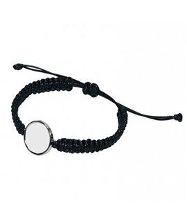 Braccialetto corda personalizzabile