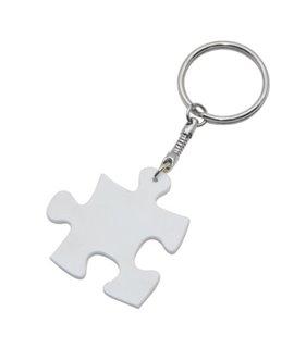 Portachiavi Puzzle Plastica personalizzabile