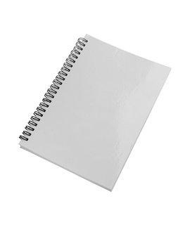 Notebook in A5 (cm.14,7x21) con spirale.