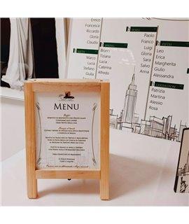 Mini lavagnetta da tavolo Personalizzatela