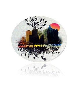 Magnete Rotondo in FRP Glossy Personalizzabile