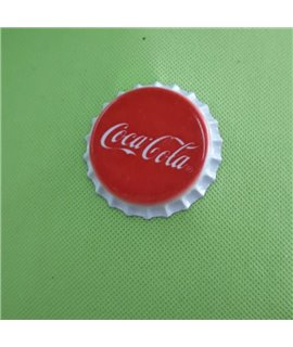 Spilla o Magnete a forma di tappo di Bottiglia Personalizzabile