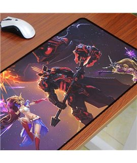 Mousepad Gaming in gomma Personalizzabile